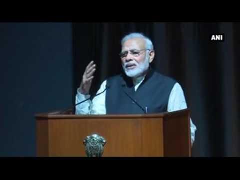 Prez Pranab's guidance will help me immensely: Modi