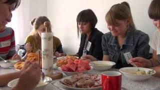 Jugenddorf Podsosnowo - 2012 / Проект «Национальная деревня» в селе Подсосново Алтайского края