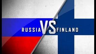 Россия vs Финляндия | Russia vs Finland | HIGHLIGHTS | Кубок Карьяла | Karjala Cup
