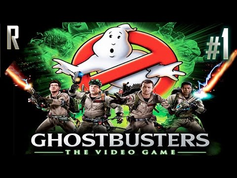 ► Ghostbusters: The Video Game Walkthrough HD - Part 1