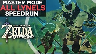 How to beat ALL LYNELS in 90 Minutes (MASTER MODE)