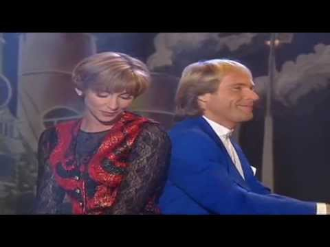 Claudia Jung & Richard Clayderman  Je Taime Mon Amour 1994