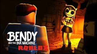 LEGO AL-CE ANGEL! ROBLOX - BENDY AND THE INK MACHINE