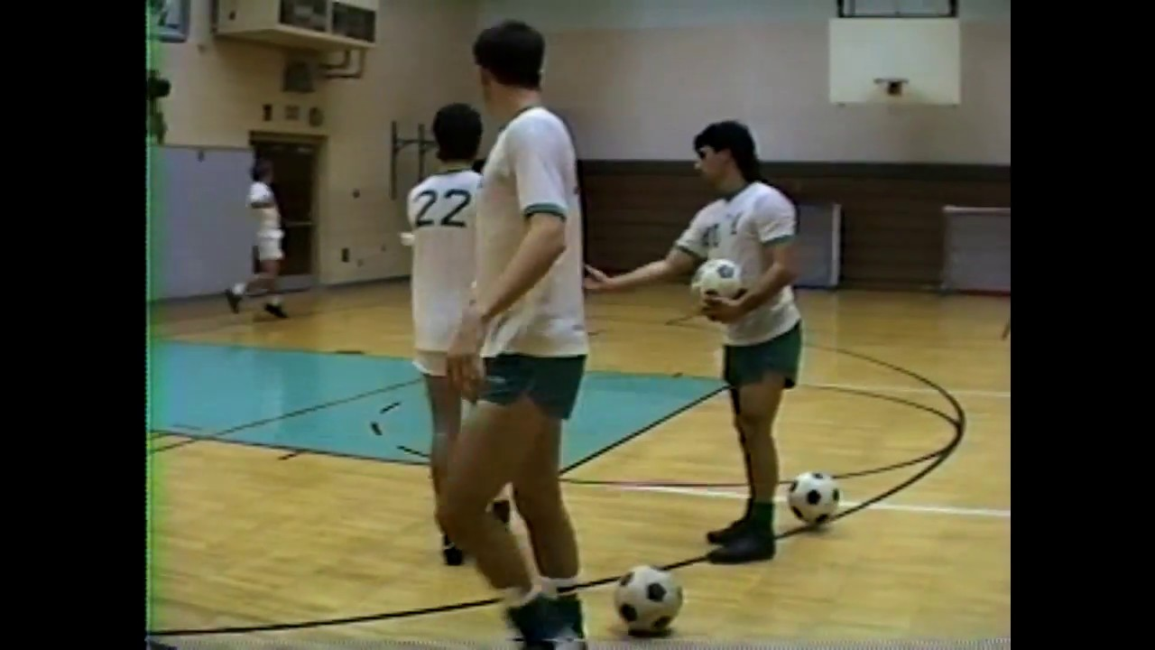 CCRS Boys Soccer Practice  10-18-87