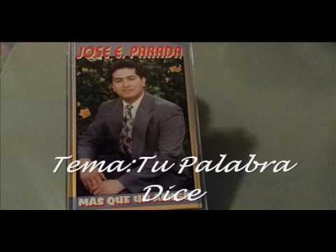 El album;(Mas que un amigo)  JOSE E.PARADA