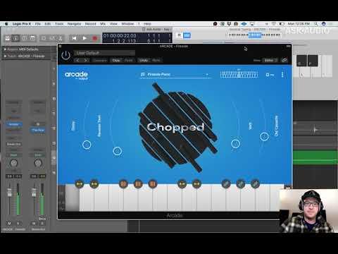 MasterClass - Ross Lara Uses Output Arcade To Make Beautiful