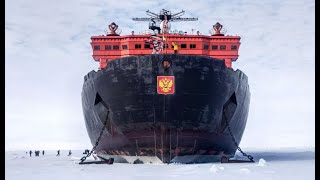 Top 7 Nuclear icebreaker ships of the USSR