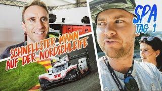 GT3 MOTORSOUND in Spa und der 919 HYBRID EVO Fahrer über den krassen Rundenrekord