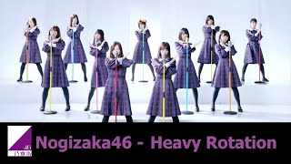 Heavy Rotation - Nogizaka46 [乃木坂46] - 4K Upscale