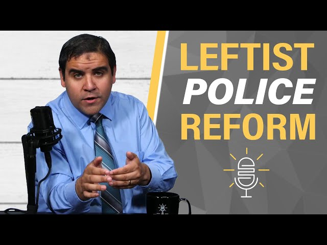 Radical Left Policing the Police