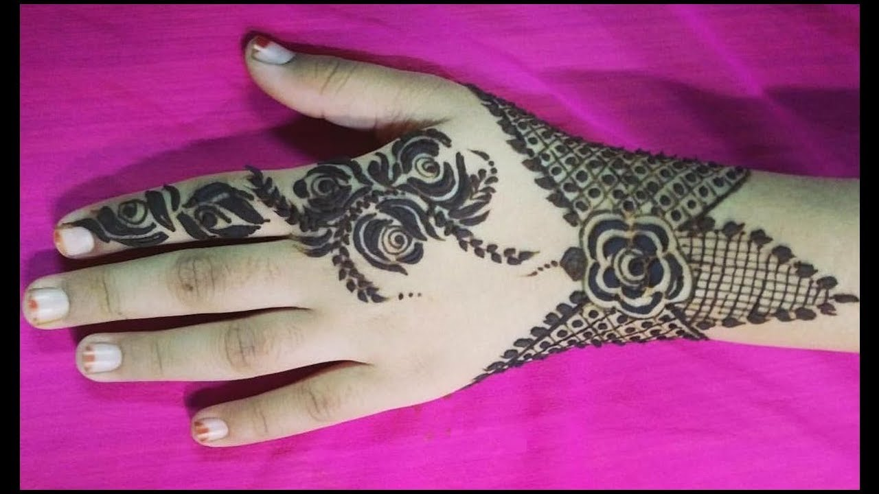 Mehndi design bracelet type tutorial video learn how to apply mehndi design bracelet type tutorial video learn how to apply mehendi henna designs baditri Images