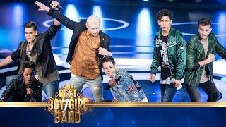 HET EERSTE OPTREDEN VAN DE BOYBAND! - The Next Boy/Girl Band