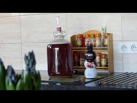 5. Pomegranate Wine