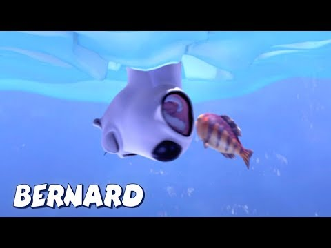 Bernard Bear | Fish And Mouth | Cartoons For Children | Full Episodes