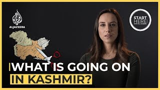 What's going on in Kashmir?   Start Here