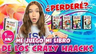 😱 ¡¡ME JUEGO MI LIBRO DE LOS CRAZY HAACKS 3!! 😂 ¡¡EL RETO DE AKINATOR!!