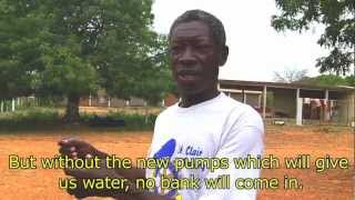 Interview with Valentine, a Farmer in Ghana