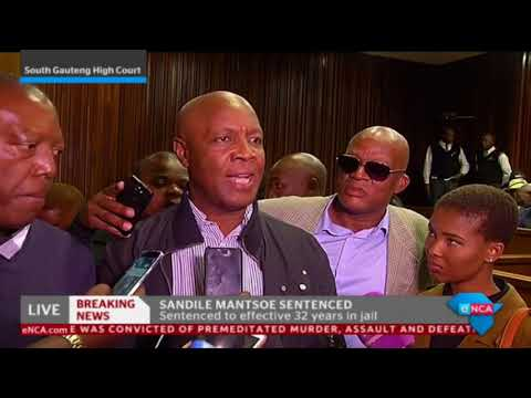 Karabo Mokoena's father speaks out following Mantsoe's sentencing