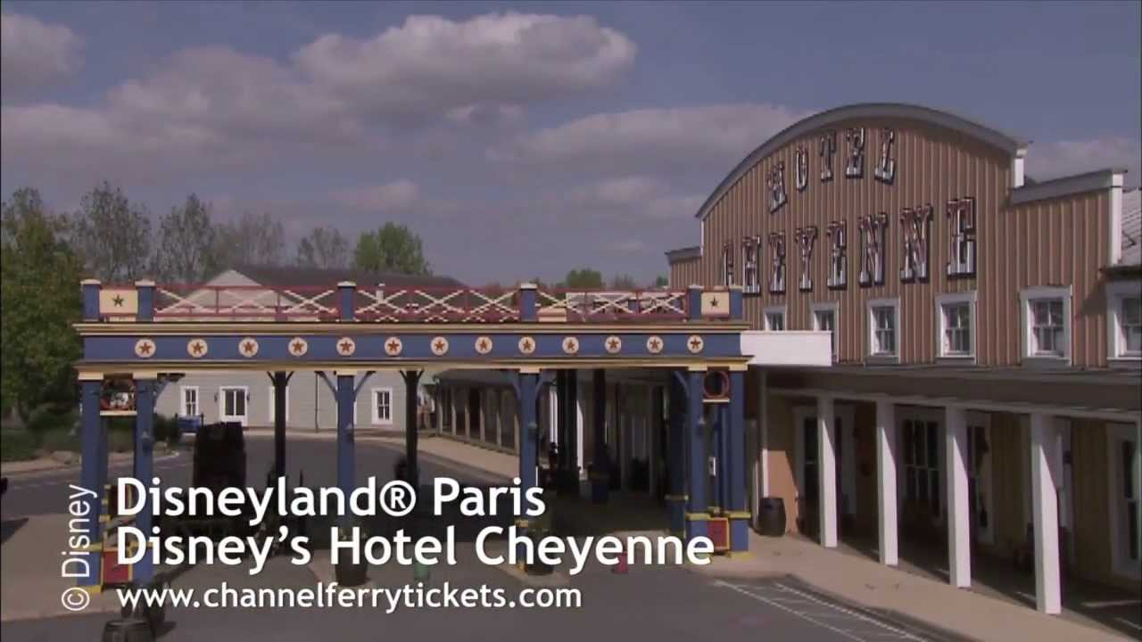 Cheyenne Hotel Disneyland Paris Photos