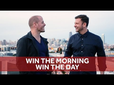 Win the Morning. Win the Day (with Tim Ferriss) | Chase Jarvis RAW