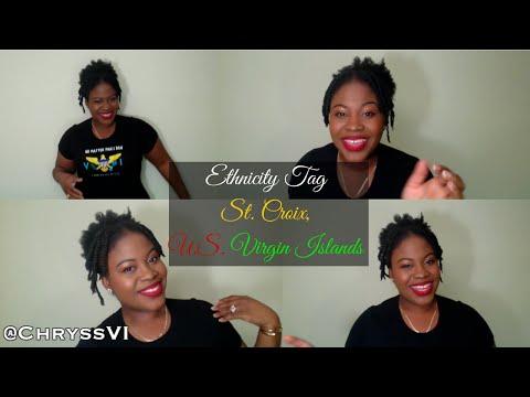 Ethnicity Tag | St. Croix, US Virgin Islands Edition