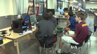 TechShop Puts High-tech Dreams Within Reach