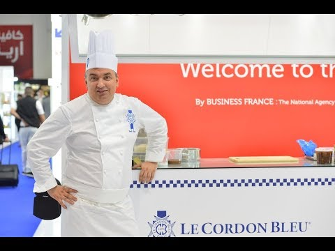 Emil Minev, Culinary Director of Le Cordon Bleu London