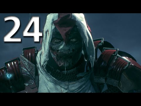Arkham Knight Official Walkthrough - Part 24 - Bank Robbery