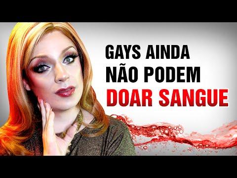 CRISE E DOAÇÃO DE SANGUE - Lorelay Fox
