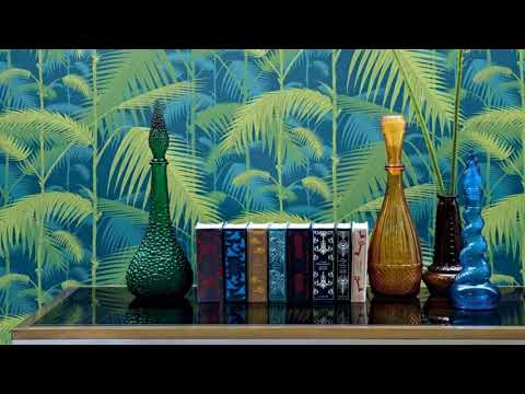 Cole and Son ICONS Wallpaper Collections - Living Interiors