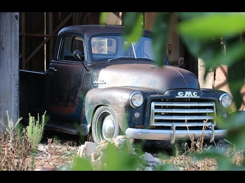1949 Icon GMC Long Bed Derelict