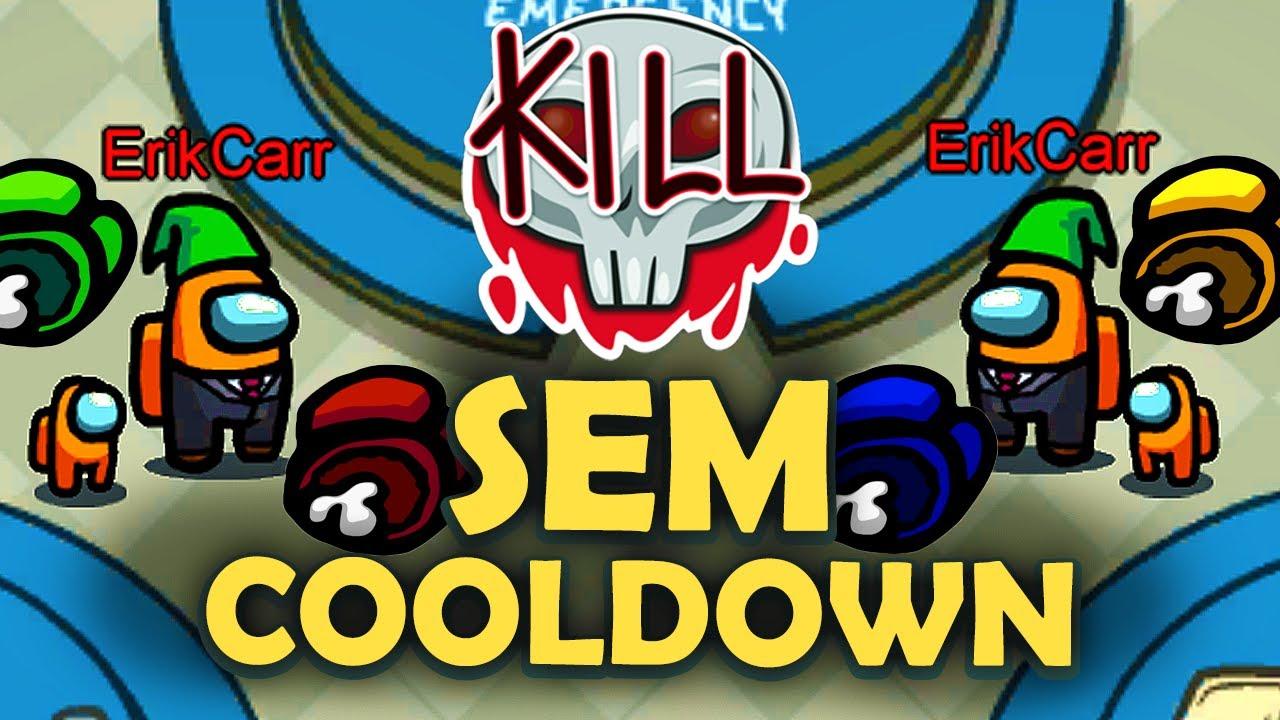 Download SEM COOLDOWN de MATAR com 2 IMPOSTORES - Among Us