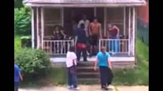 WV Porch brawling