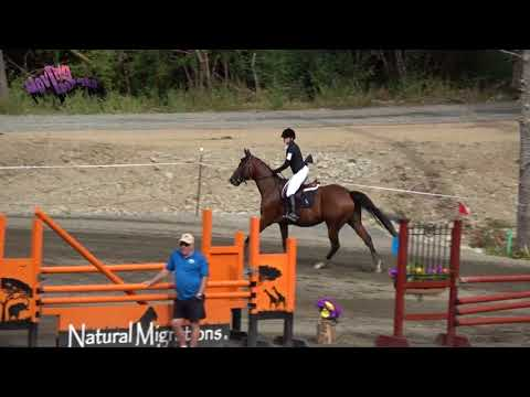 Barbara Flynn; Aspen Farms Horse Trials September 2017