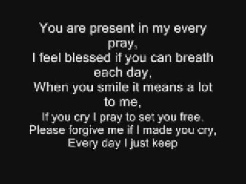 Blaxy girls dear mama lyrics
