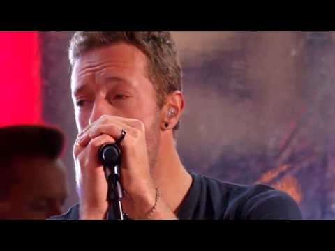 Chris Martin & U2 - With or without you - (Coldplay)