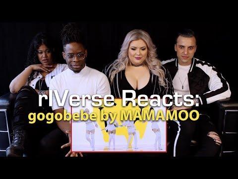 rIVerse Reacts: gogobebe by MAMAMOO - MV Reaction