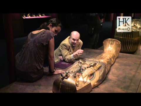 King Tut's Replica Treasures offer Real Discovery