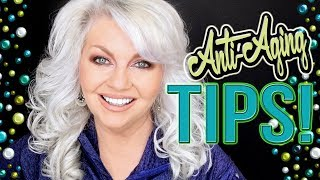 Slow Down The Aging Process | Anti Aging Tips!
