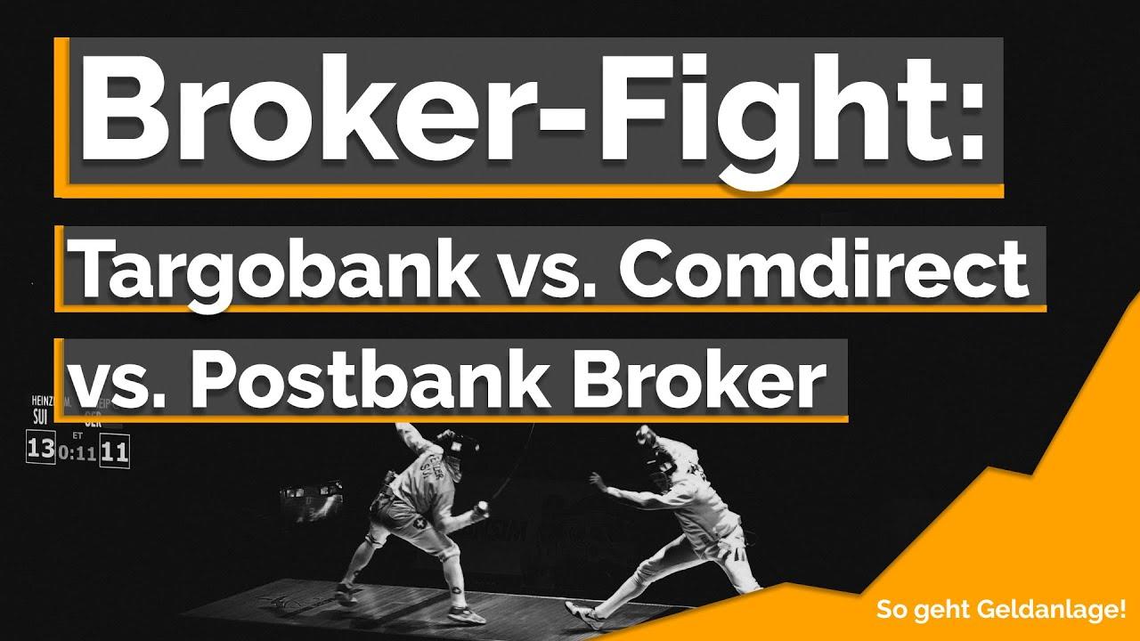 Comdirect Broker