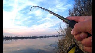 Спиннинг на Оке Отводной поводок на Оке Рыбалка в Рязанской области