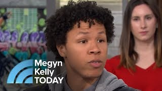 amputee dancer eric graise talks about his role in step up high water megyn kelly today