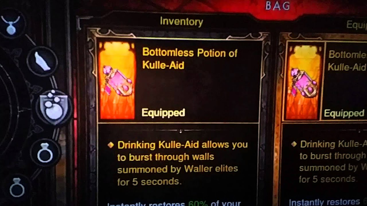Ancient Legendary Potion Unlimited Uses Youtube