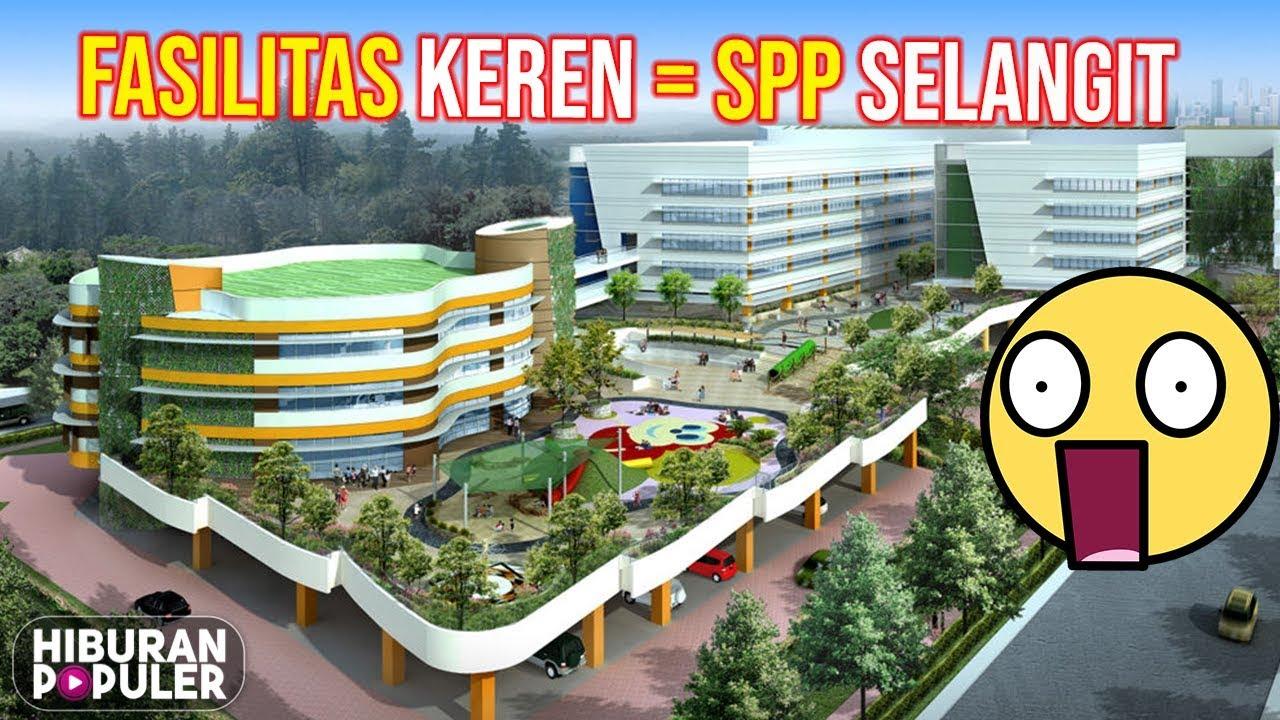 SPP SEHARGA MOBIL, 5 Biaya Sekolah Bertaraf Internasional di Indonesia yang Bikin Nangis Orang Tua