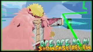 Roblox Ro-Piece | OPE OPE NO MI SHOWCASE/REVIEW