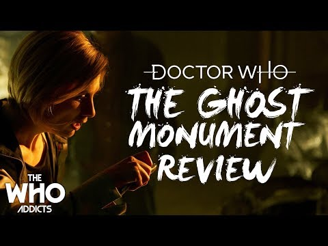 Doctor Who | The Ghost Monument REVIEW