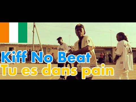 IVORY COAST RAP REACTION: Kiff No Beat - Tu Es Dans Pa   German Reacts