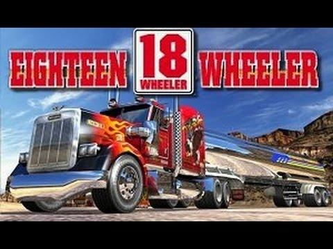 18 Wheeler American Pro Trucker ROM (ISO) Download for Sega Dreamcast