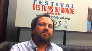 Video Interview with Xavier Palud, Director of Blind Man