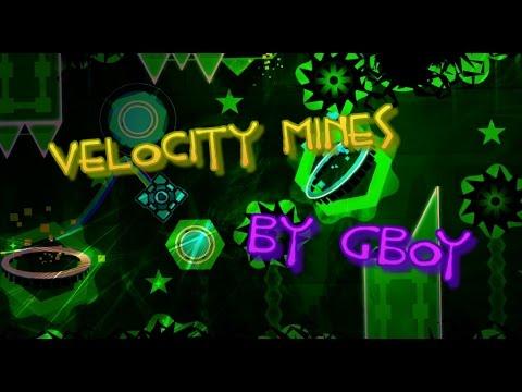 Geometry Dash | Velocity Mines | By GBoy